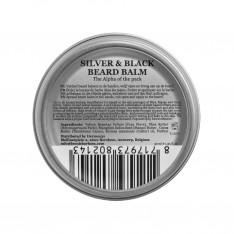 "Baume à barbe ""Silver & Black"""" Leonis Barbam"