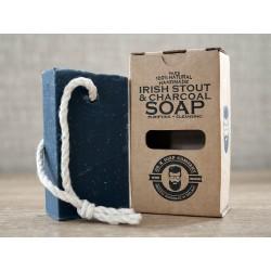 Savon Visage et corps Irish Stout & Charcoal Dr K Soap Company