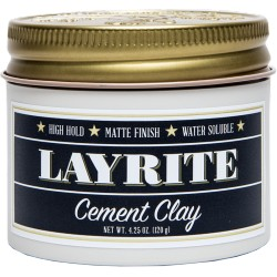 Cire pour cheveux Cement Clay Layrite