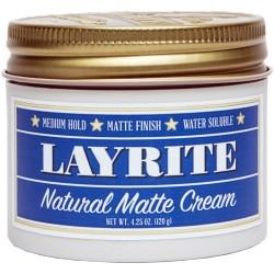 Cire pour cheveux Matt Cream Layrite 120 gr