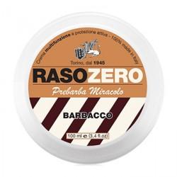 Crème de rasage Barbacco Rasozero