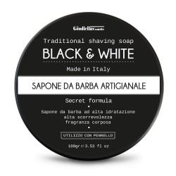 """Savon à raser """"Black & White"""" THE GOODFELLAS SMILE"""