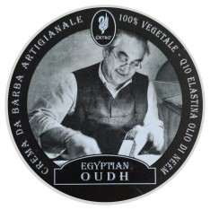 """Crème de rasage """"Egyptian Oudh"""" EXTRO Cosmesi"""