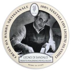 "Crème de rasage ""Legno Di Sandalo"" EXTRO Cosmesi"