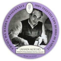 "Crème de rasage ""Lavanda Muschio"" EXTRO Cosmesi"