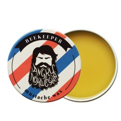 """Cire à moustaches """"Beekeeper"""" Angry Norwegian"""