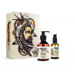 "Coffret ""Barbu en or"" Ça va Barber !"