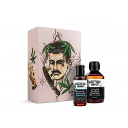 Coffret Whisky Brooklyn Soap Company