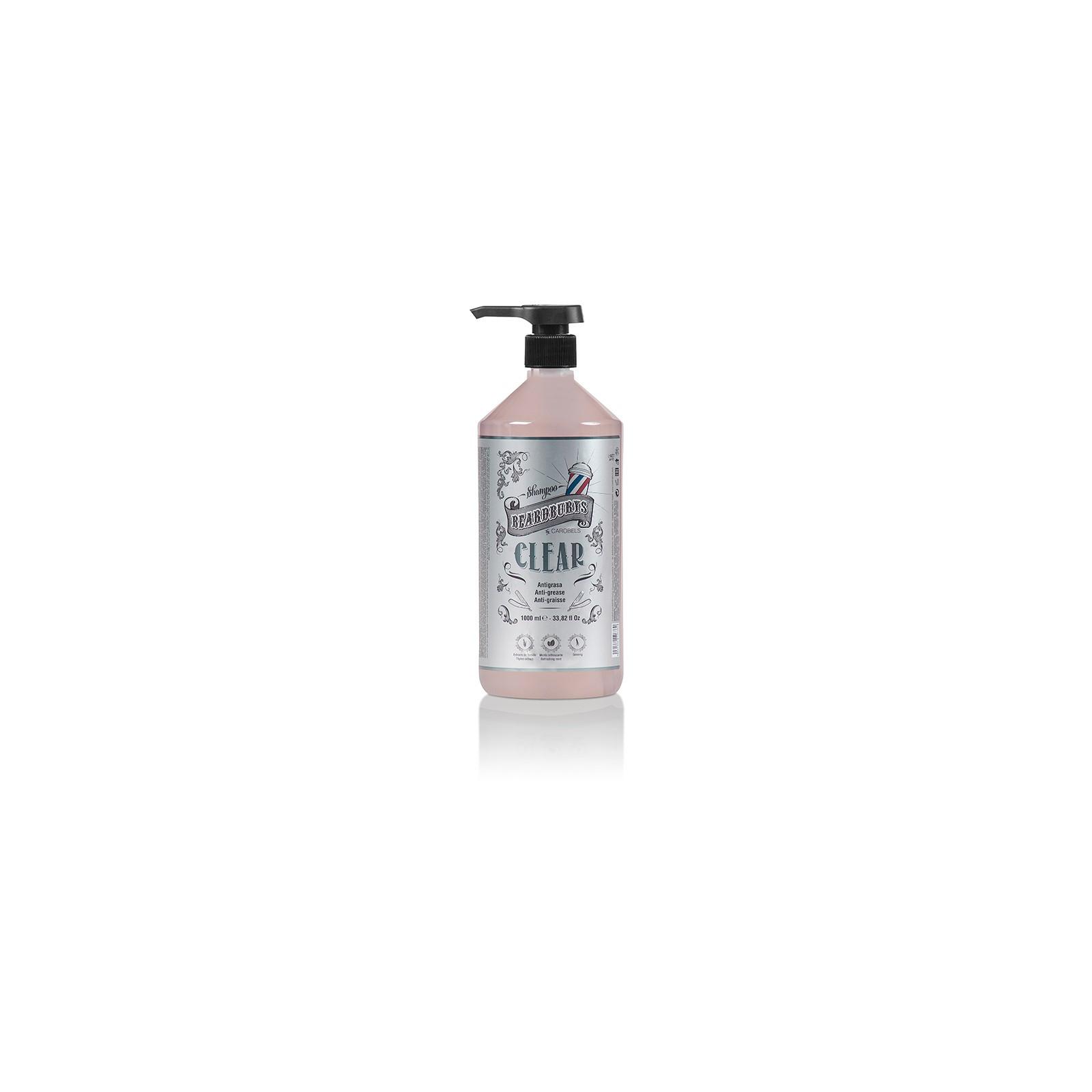Shampoing XXL Clear purifiant Beardburys