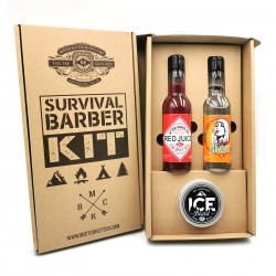 "Pack ""Survival Barber Kit"" Mister Kutter"