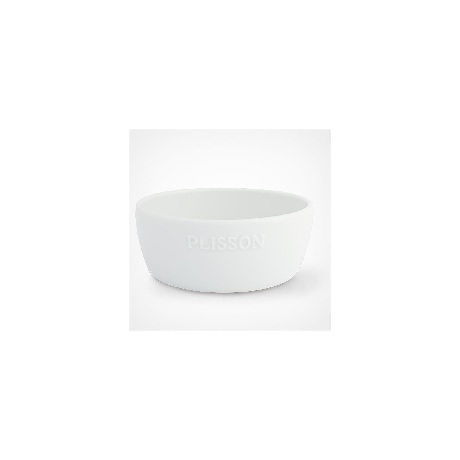 Bol à savon en porcelaine Plisson