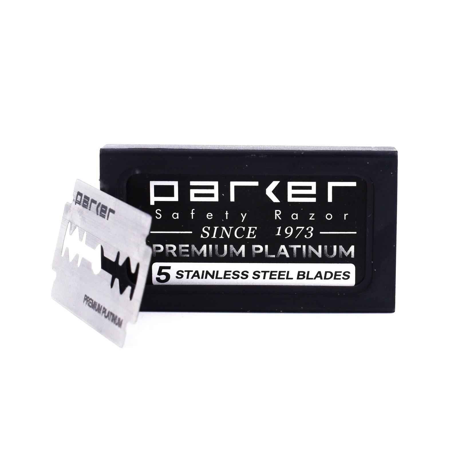 """Lames Parker """"Premium Platinum"""" par 5"""