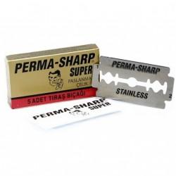 "Lames Perma Sharp ""Stainless"" par 5"
