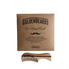 Peigne à barbe Eco Golden Beards