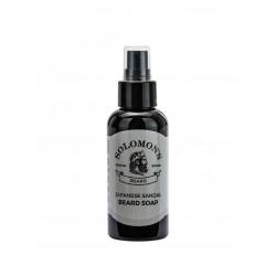 "Shampoing pour la  barbe ""Japanese Sandal"" Solomon's beard"