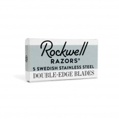 """Lames Rockwell """"Stainless Stell"""" par 5"""