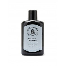 "Shampoing Cheveux quotidien ""Powler"" Solomon's Beard"