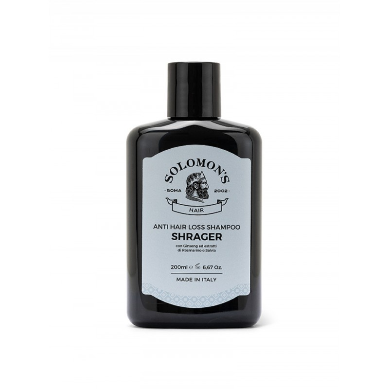 "Shampoing Cheveux Anti Chute ""Shragger"" Solomon's Beard"