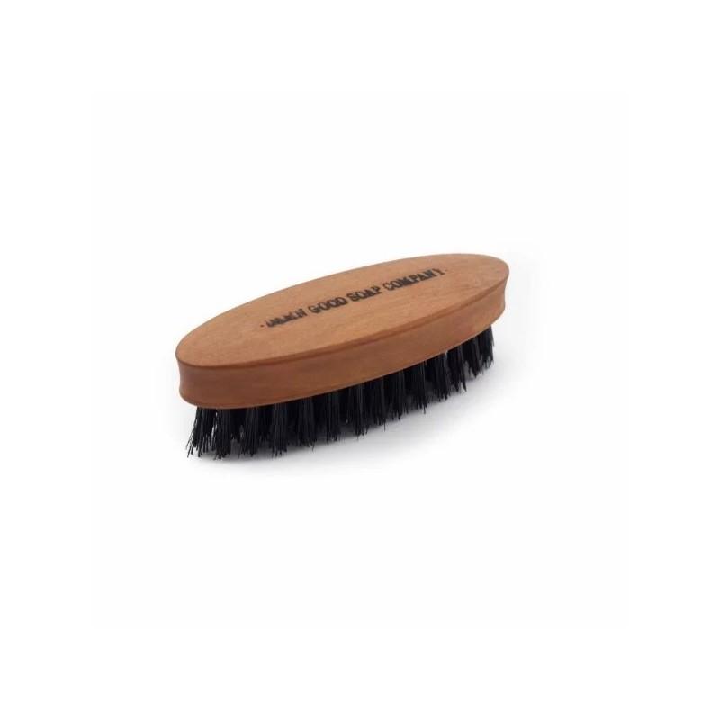 Petite Brosse pour la barbe Damn Good Soap Company