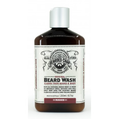 """Shampoing à barbe """"Rugged"""" The Bearded Chap"""