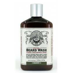 "Shampoing à barbe ""Brawny""..."