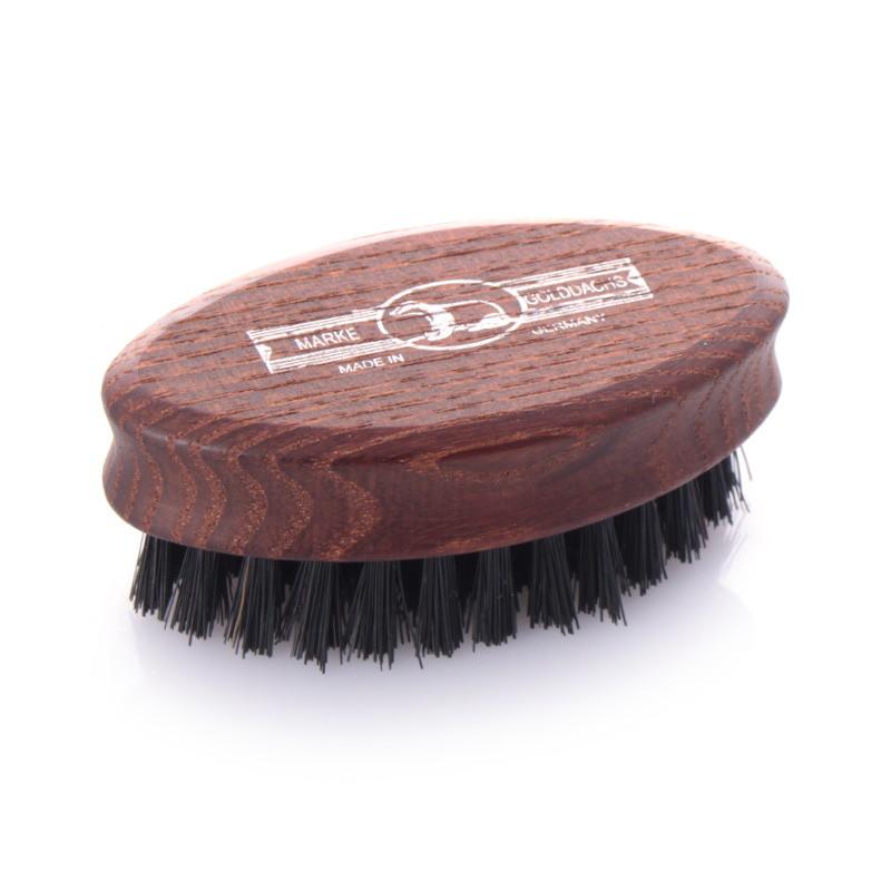 Petite Brosse pour la barbe Frêne Golddachs