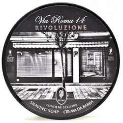 """Crème de rasage """"Via Roma..."""