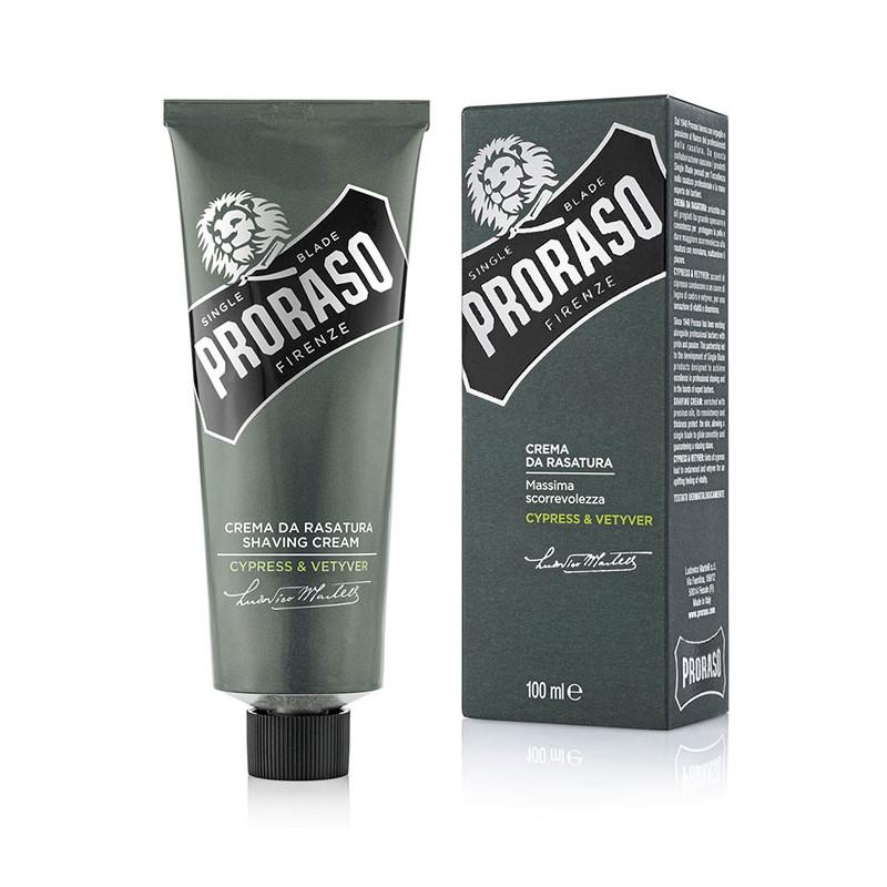 "Crème à raser ""Cypress & Vetyver "" - Proraso"