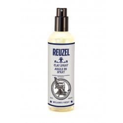 Spray pour cheveux à l'argile