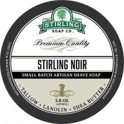 Savon de rasage Stirling Noir Stirling Soap Company