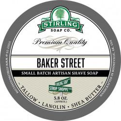 Savon de rasage Baker Street Stirling Soap Company