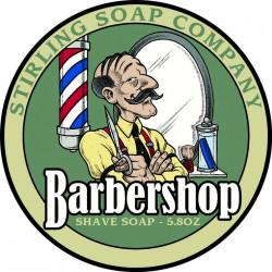 Savon de rasage Barbershop Stirling Soap Company