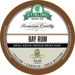 Savon de rasage Bay Rum Stirling Soap Company