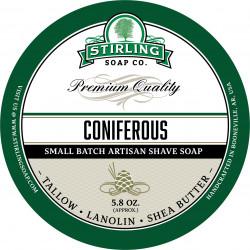 Savon de rasage Coniferous Stirling Soap Company