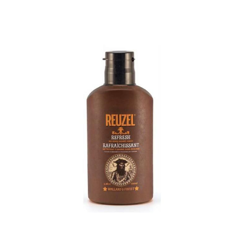 Shampoing sans rinçage pour la barbe Reuzel
