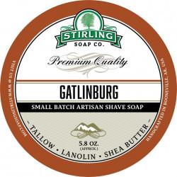 Savon de rasage Gatlinburg Stirling Soap Company