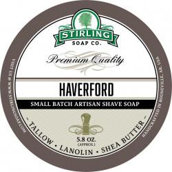 Savon de rasage Haverford Stirling Soap Company