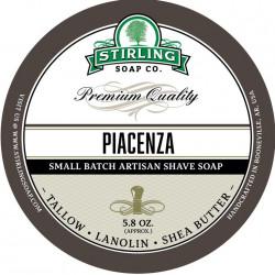 Savon de rasage Piacenza Stirling Soap Company