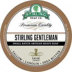 Savon de rasage Stirling Gentleman Stirling Soap Company