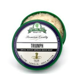 Savon de rasage Triumph Stirling Soap Company