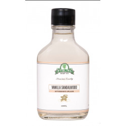 Apres Rasage Splash Vanilla Sandalwood Stirling Soap Company