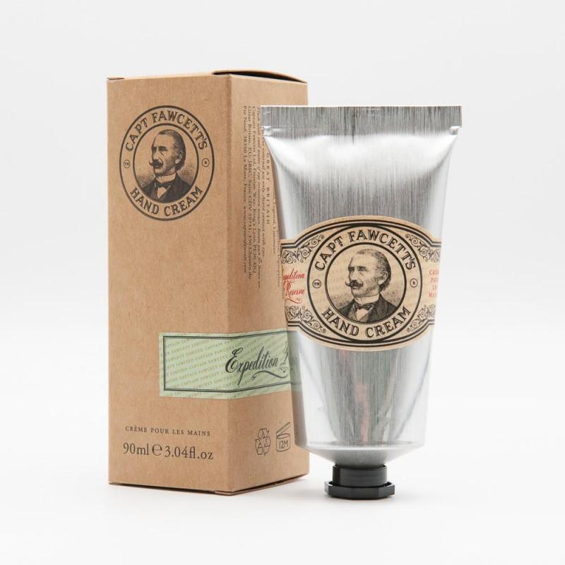 """Crème pour les mains Capt. Fawcett's """"Expedition Reserve"""""""