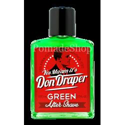 Après-Rasage Don Drapper Green
