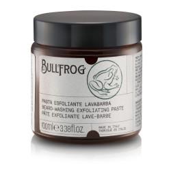 Baume nettoyant exfoliant pour la barbe Bullfrog