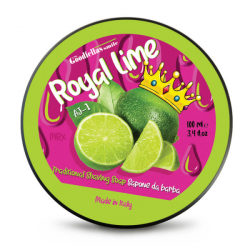 "Savon à raser ""Royal Lime""..."