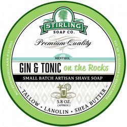 Savon de rasage Gin & Tonic...