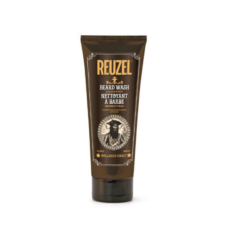 Nettoyant Shampoing pour la barbe Reuzel