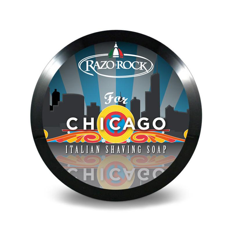 """Savon à raser """"For Chicago"""" Razorock"""