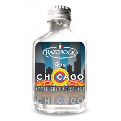 "Apres rasage ""For Chicago""..."