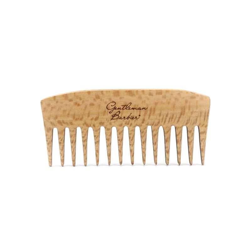 Peigne en bois à Barbe Gentleman Barbier